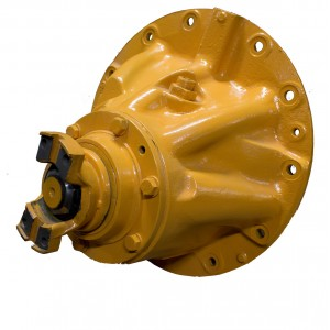 1672165 FINAL DRIVE / DIFFERENTIAL