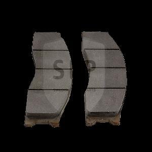Articulated-Truck-Parts-Volvo-SLP-Brake-Pad-Lining-11709042